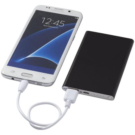 Batterie externe aluminium de 4000 mAh - PEP