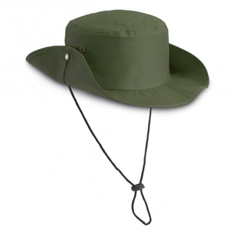 Chapeau avec cordon