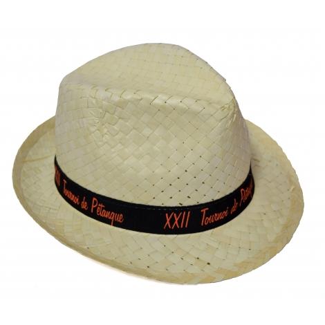 Chapeau publicitaire - TIROLES