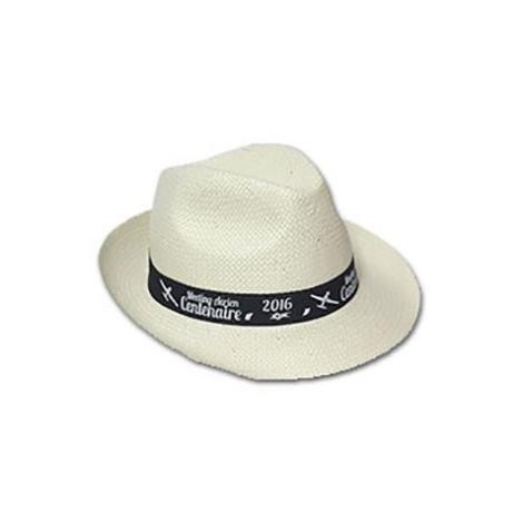 Chapeau Panama Tiroles personnalisable