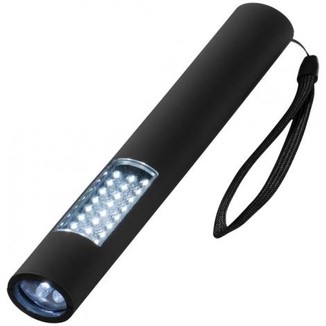 Lampe torche magnétique publicitaire - 28 LED