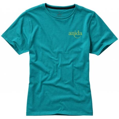 T-shirt publicitaire - manches courtes - femmes NANAIMO