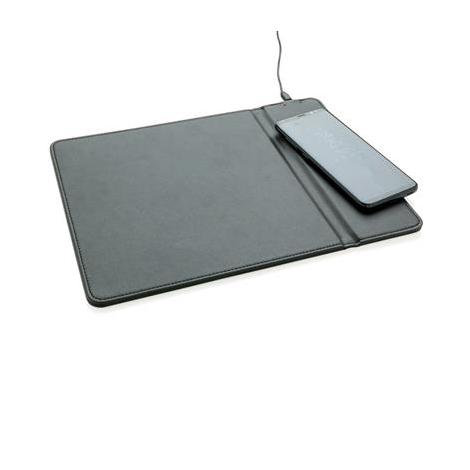 Tapis de souris avec chargeur à induction 5W