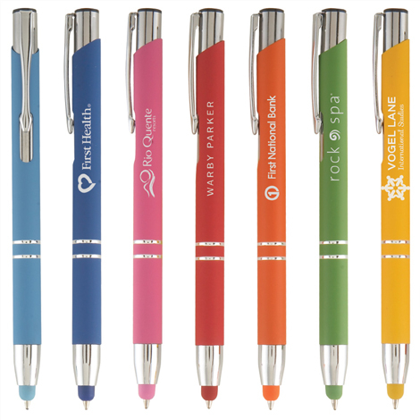 Stylo-stylet Crosby Soft Touch