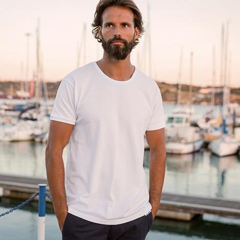 T-shirt publicitaire pour homme - SAN MARINO