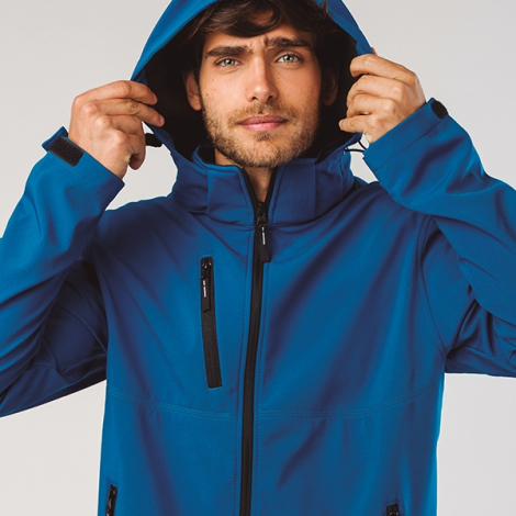 Softshell personnalisable pour homme - ZAGREB