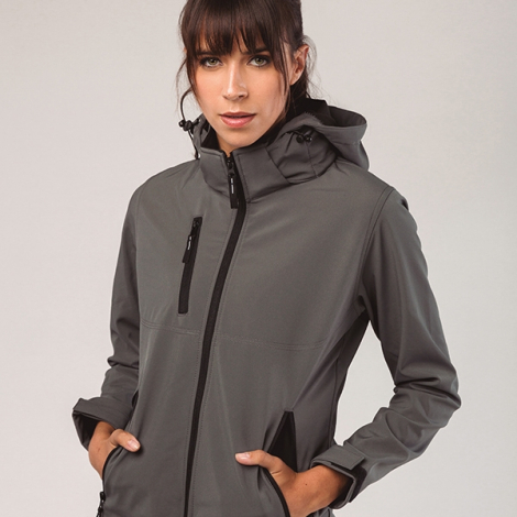 Softshell personnalisable pour femme - ZAGREB