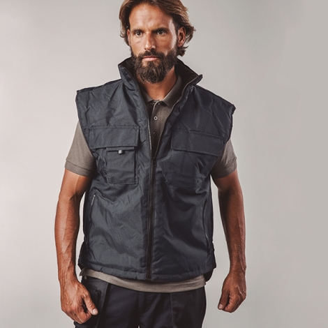 Bodywarmer publicitaire - STOCKLHOLM