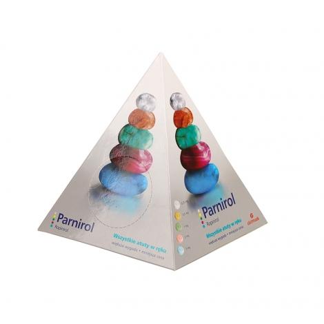 Boîte de gants d'examen pyramide personnalisable