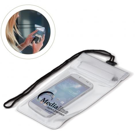 Pochette téléphone publicitaire résistante à l'eau