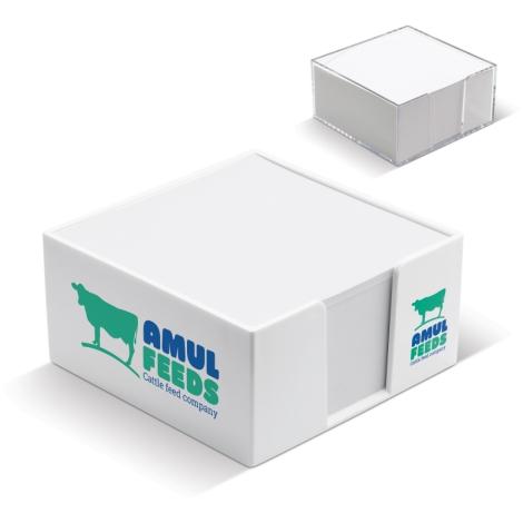 Cube avec papier à personnaliser