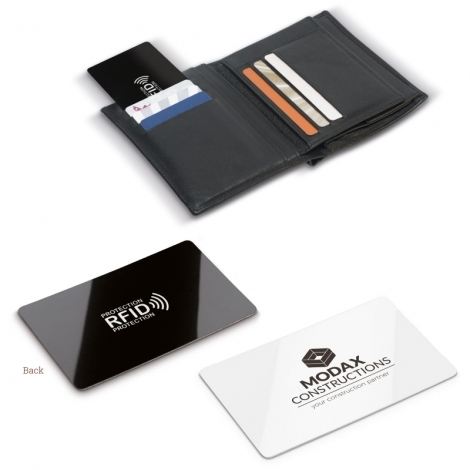 Carte anti-RFID