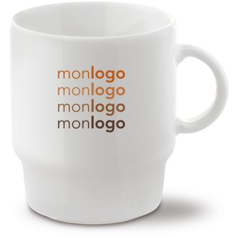 Mug personnalisable 270 ml - SATELLITE