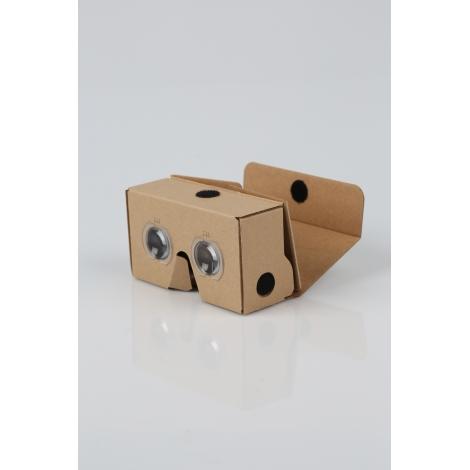 Lunettes de réalité virtuel VR READY personnalisable.