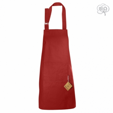 Tablier personnalisable coton bio 180 gr/m² - Master Cook