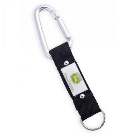 Porte-clés mousqueton publicitaire - Carabinier