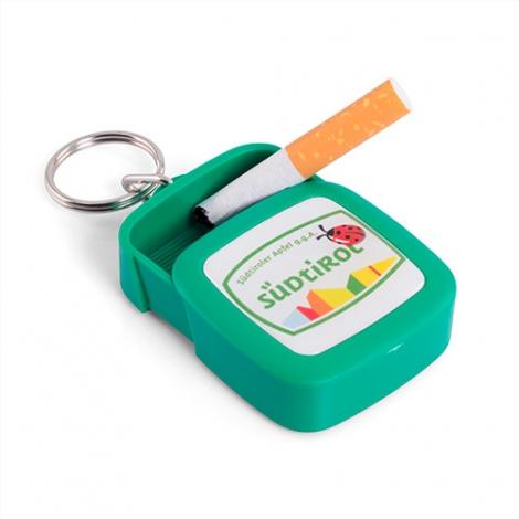 Porte-clés publicitaire - cendrier Firepocket