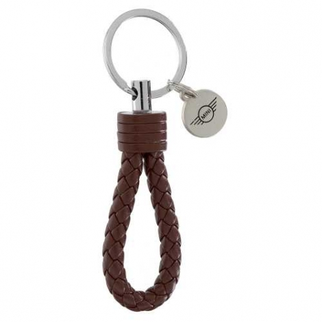 Porte-clés boucle PU