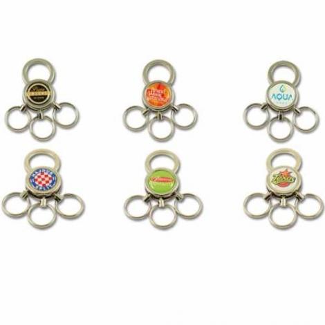 Porte-clés Multiring