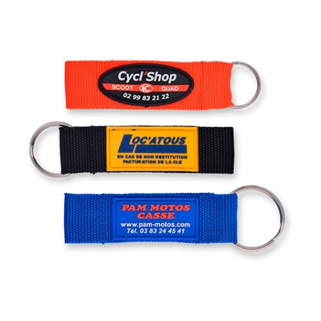 Porte-clés Strap nylon