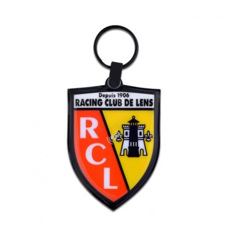 Porte-clés sur-mesure en PVC