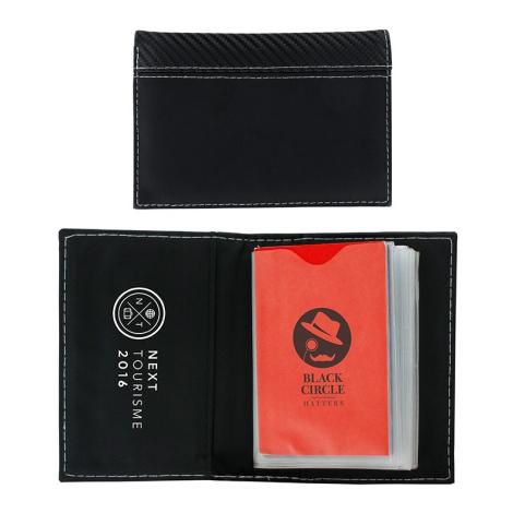 Porte-cartes de crédit personnalisé