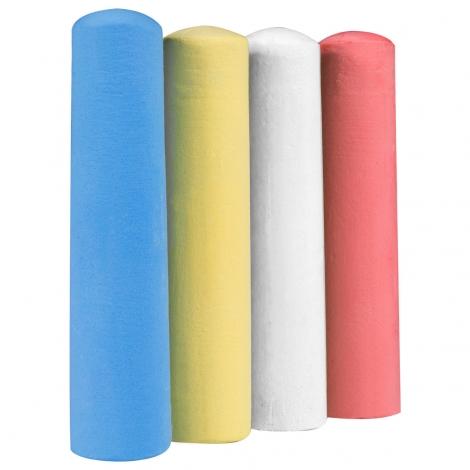 Set de 4 craies de couleur