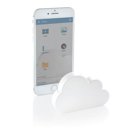Disque dur de poche publicitaire sans fil Cloud