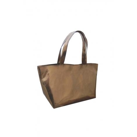 Sac et pochette publicitaires en PU - LUXE BAG