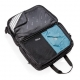 Sac de sport avec ouverture type valise Swiss Peak RFID