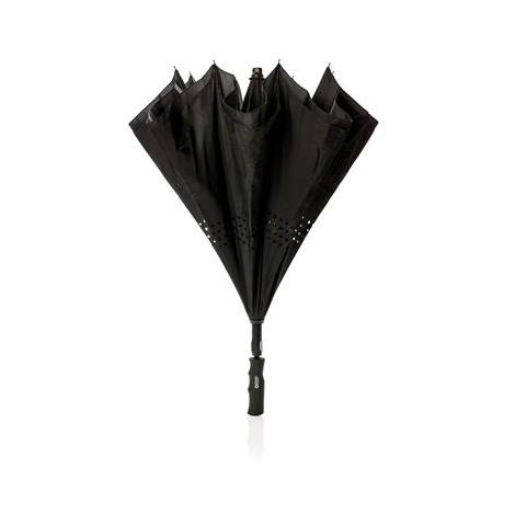 """Parapluie réversible publicitaire Swiss Peak 23"""""""
