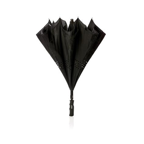 """Parapluie réversible Swiss Peak 23"""" à ouverture automatique,"""