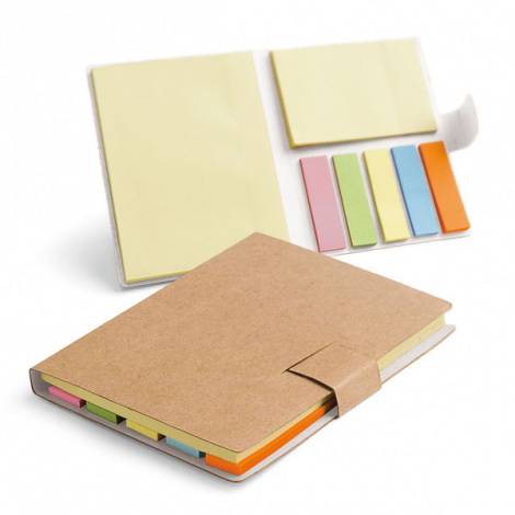Bloc-notes post-it en carton