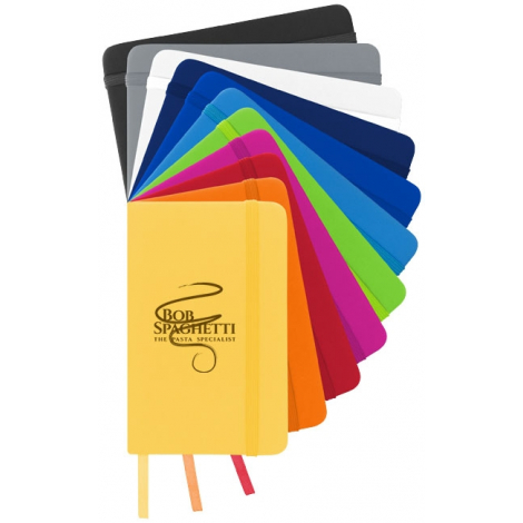 Carnet de notes personnalisé A6 - Spectrum