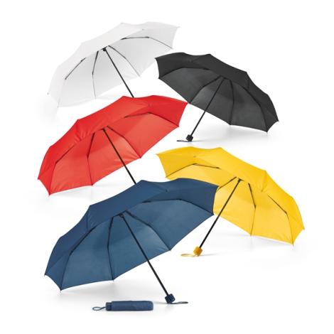 Parapluie publicitaire pliable en 3
