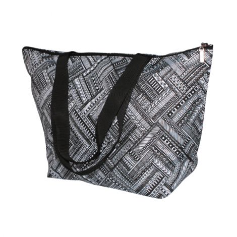 Sac shopping personnalisable DISCOVERY - Polyester 235 gr