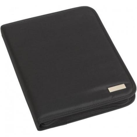 Conférencier promotionnel A4 zippé - Standford Luxe