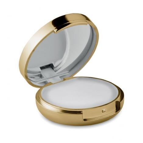 Duo miroir et baume à lèvres personnalisables