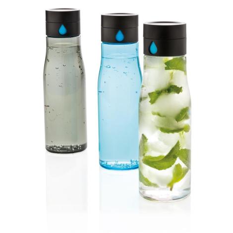 Bouteille personnalisable en tritan - Aqua - 600 ml.