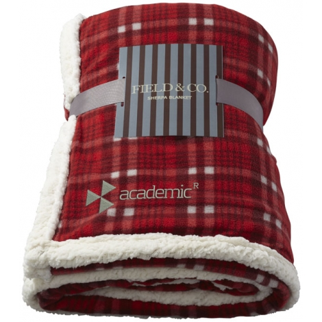 Plaid Sherpa personnalisable