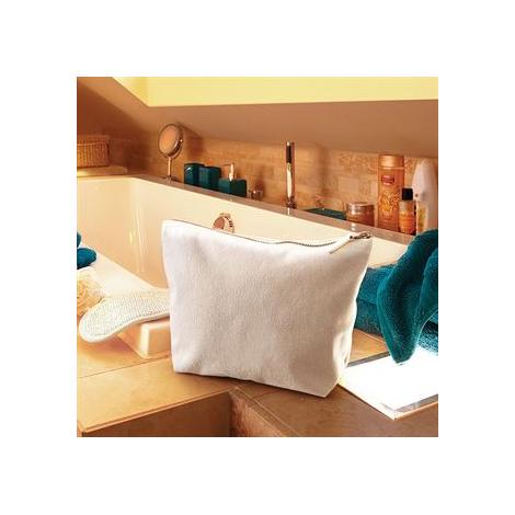 Trousse publicitaire en coton gratté - 407 grs