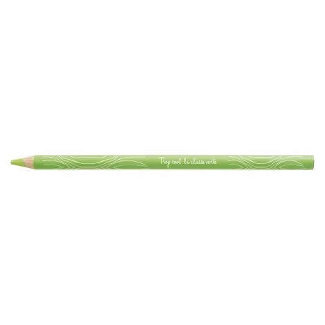 Crayon fluo seul publicitaire, prestige vernis pantone 17.6 cm
