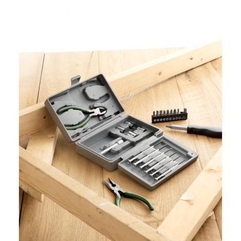 Caisse à outils publicitaire - Guillaume