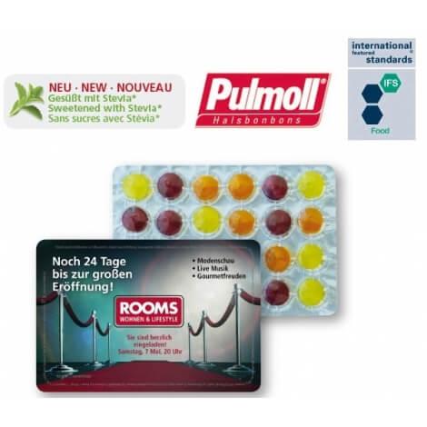 Blister événementiel - Pulmoll
