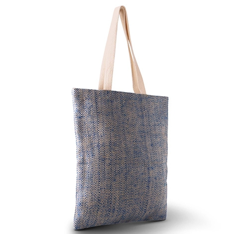 Sac jute 100% Naturel KIMOOD