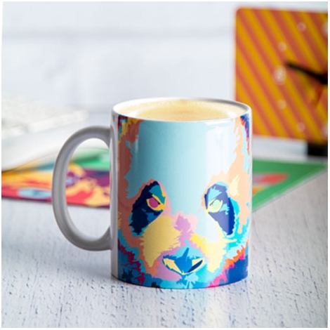 Mug promotionnel sublimation - MultiColour