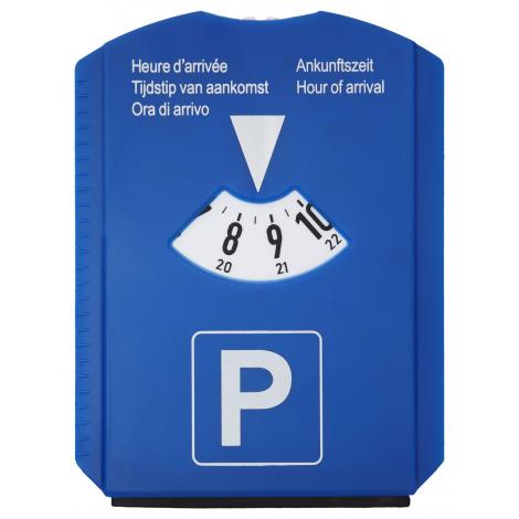 Disque de stationnement 5 en 1