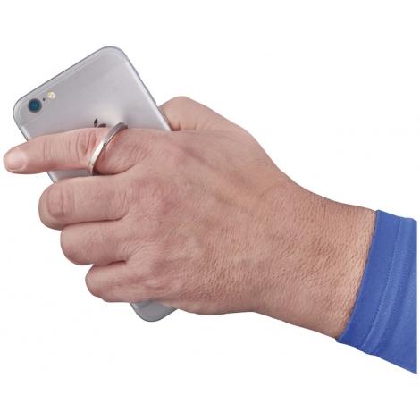 Support de téléphone promotionnel avec anneau en aluminium