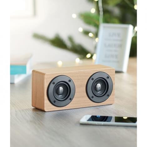 Haut-parleur Bluetooth publicitaire - SONICTWO