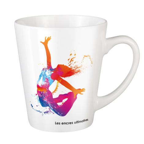 Mug publicitaire 330 ml - Pics Cosmos